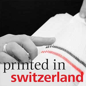 Printed in Switzerland